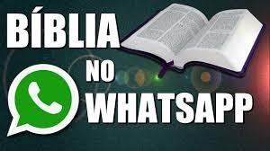 Bíblia no WhatsApp